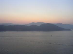 Sunrise, Hiroshima