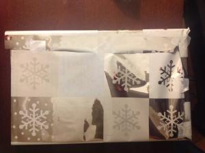 Wrapped by a former grade 1 felon