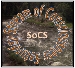 SoCS Stream of Consciousness Saturday Participant