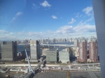 At the top of the Giant Wheel