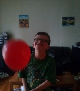 Alex balloon