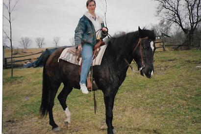 Me 'n' my pony