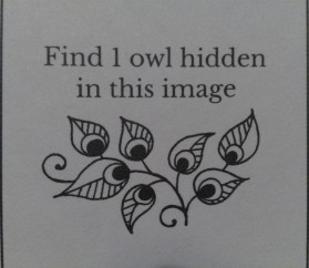 Can you find the owl?